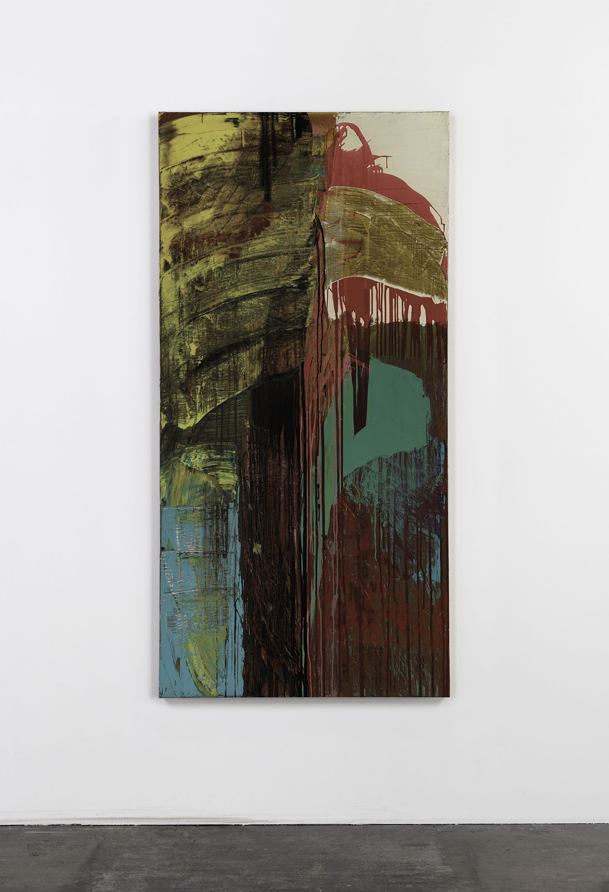 """356mission – """"Painting Paintings (David Reed) 1975"""""""